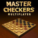 Master Checkers Multiplayer game
