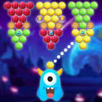 Magical Bubble Shooter game