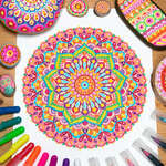 Mandala Pages game