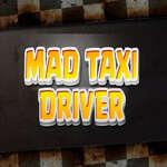 Șofer de taxi nebun joc