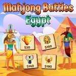 Mahjong Battles Egypte spel