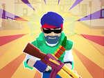 Machinegeweer Squad spel