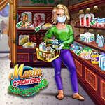 Maria Coronavirus Cumpărături joc