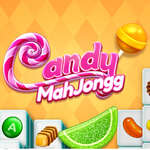 Махджонг бонбони игра