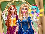 магия приказка принцеса игра