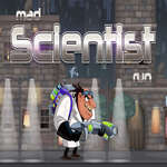 игра Бешеный ученый Бег
