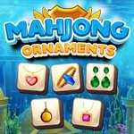 Mahjong Ornamenten spel