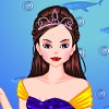 Mermaid Megan Dress Up game