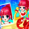 Mermaids Christmas Style game