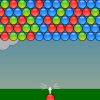 Mew BubbleShooter game