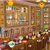 Chaotisch Dining Hall-Objekte Spiel