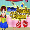 Melisa Jewelry Designer game