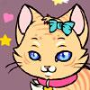 Miau miau Dressup joc