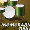 Memorable Drums game