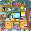 Messy Room Escape-2 juego