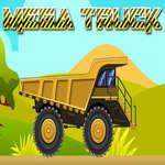 Мега камион игра