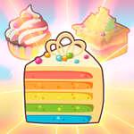 Merge Cakes Spiel