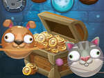 Merge Tower Animals game