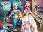 игра Русалка или принцесса