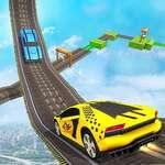 Mega Ramp Stunt Cars Spiel