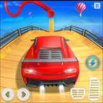 Mega Ramp Curse de masini Cascadorii GT 2020 joc