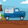 Lapte camion joc