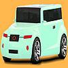 игра MIDI яркий автомобиль раскраски