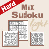 Mix Sudoku svetlo Vol 2 hra