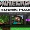 Minecraft Puzzle deslizante juego