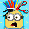 Minion in Friseursalon Spiel