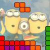 Minions Tetris game