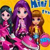 Mini-Kart-Ausstellung Spiel