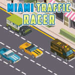 Miami Traffic Racer game