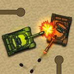 Micro Tank háborúk játék