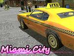 Маями Такси шофьор 3D игра