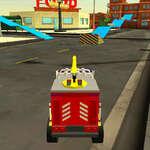 Mini Jucărie Cars Simulator joc