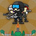 Greva apărării militare joc