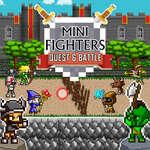 Mini Fighters Quest Schlacht Spiel