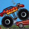 Monster Truck Demolisher spel