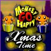 Monkey GO Happy - temps de Noël jeu