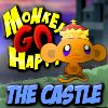 Monkey GO Happy - The Castle game