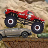 Monster Truck reis 3 spel