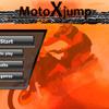 Saut en moto-X jeu