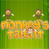 Monkey Talent hra