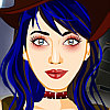 Mountain Witch Dressup game