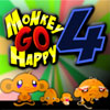 Monkey GO Happy 4 Spiel