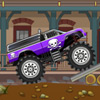 Monster Truck reis spel