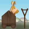 Monty Pythons Camelot Smashalot spel