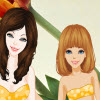 Madre e figlia Dress up gioco