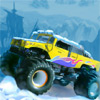 Monstertruck seizoenen-Winter spel
